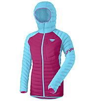 Dynafit Radical Down RDS - Daunenjacke mit Kapuze Skitouring - Damen, Light Blue/Purple