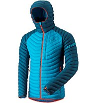 Dynafit Radical Dwn - giacca in piuma - uomo, Blue/Light Blue