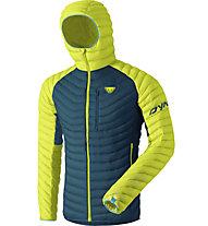 Dynafit Radical Dwn - giacca in piuma - uomo, Yellow/Blue