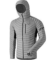 Dynafit Radical Dwn - giacca in piuma - uomo, Grey/Black