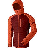 Dynafit Radical Dwn - giacca in piuma - uomo, Orange/Red