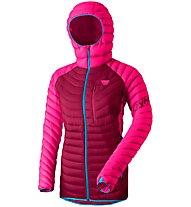 Dynafit Radical - Daunenjacke mit Kapuze Skitouring - Damen, Pink/Violet