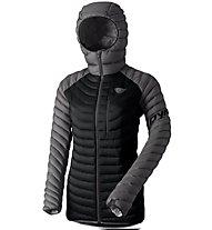Dynafit Radical - Daunenjacke mit Kapuze Skitouring - Damen, Black/Dark Grey