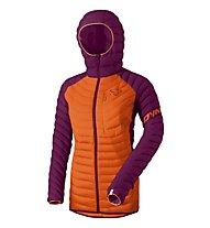 Dynafit Radical Down RDS - Daunenjacke mit Kapuze Skitouring - Damen, Orange/Purple