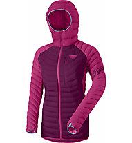 Dynafit Radical Down RDS - Daunenjacke mit Kapuze Skitouring - Damen, Pink/Purple