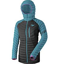 Dynafit Radical Down RDS - Daunenjacke mit Kapuze Skitouring - Damen, Light Blue/Pink/Black