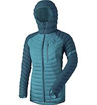 Dynafit Radical Down RDS - Daunenjacke mit Kapuze Skitouring - Damen, Light Blue/Blue