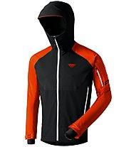 Dynafit Radical GTX - giacca in GORE-TEX® - uomo, Black/Red