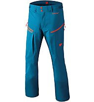 Dynafit Radical GORE-TEX - Skitourenhose - Herren, Light Blue/Orange