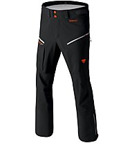 Dynafit Radical GTX - pantaloni sci alpinismo - uomo, Black/Red