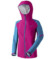 Dynafit Radical GTX - giacca in GORE-TEX® sci alpinismo - donna, Pink/Blue