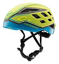 Dynafit Radical Helmet - casco scialpinismo, Green/Blue