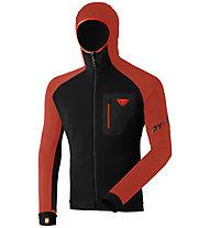 Dynafit Radical PTC - giacca in pile - uomo, Black