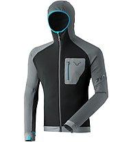 Dynafit Radical PTC - giacca in pile - uomo, Grey/Black