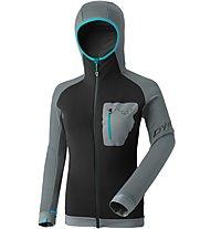 Dynafit Radical PTC - giacca in pile - donna, Grey