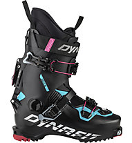 Dynafit Radical - Skitourenschuh - Damen, Black/Blue/Pink