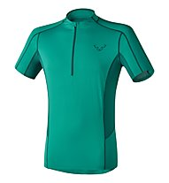 Dynafit React - T-shirt trail running - uomo, Green