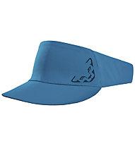 Dynafit React Visor Band - Stirnband mit Sonnenschutz, Blue/Dark Blue