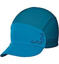 Dynafit React Visor - Schirmmütze Trailrunning, Blue