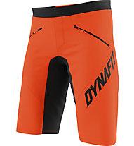 Dynafit Ride Light Dynastretch - pantaloni corti MTB/trail running - uomo, Orange/Black