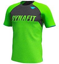 Dynafit Ride - T-Shirt - Herren, Green/Dark Grey