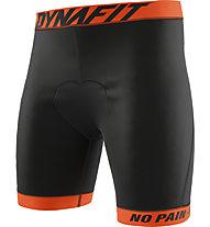 Dynafit Ride Padded Under - Radhose - Herren, Black/Orange