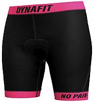 Dynafit Ride Padded Under - Radhose - Damen, Black/Pink