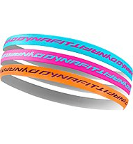 Dynafit Running - Stirnband Trailrunning - Damen, Orange/Pink/Cyan
