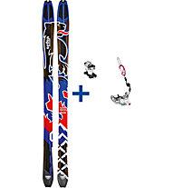 Dynafit Se7en Summits Set: Ski+Bindung