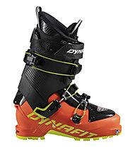 Dynafit Seven Summits - scarpone scialpinismo - uomo, Black/Orange