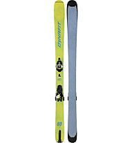 Dynafit Seven Summits Youngstar Set - Skitourenset - Kinder, Green/Blue