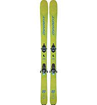 Dynafit Seven Summits Youngstar Ski - Skitourenski, Yellow/Blue