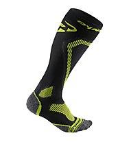 Dynafit Skitouring Socke, Black/Green