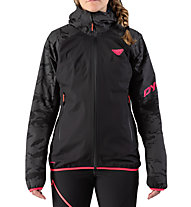 Dynafit Speed 3L Reflect - giacca hardshell con cappuccio - donna, Black