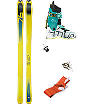 Dynafit Skitourenset Speed W: Ski+Bindung+Felle+Tourenschuhe