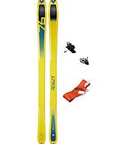 Dynafit Set Speed 76: Ski + Bindung + Felle