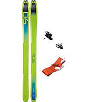 Dynafit Set Speed 90: Ski + Bindung + Felle