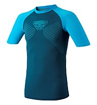 Dynafit Speed Dryarn - maglietta tecnica sci alpinismo - uomo, Blue