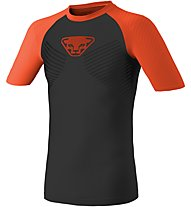 Dynafit Speed Dryarn - maglietta tecnica sci alpinismo - uomo, Black/Red