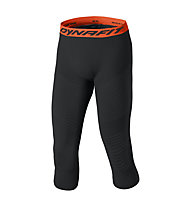 Dynafit Speed Dryarn - calzamaglia sci alpinismo - uomo, Black/Red
