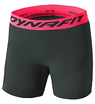 Dynafit Speed Dryarn® W - Trailrunninghosen kurz - Damen, Dark Grey/Neon Pink