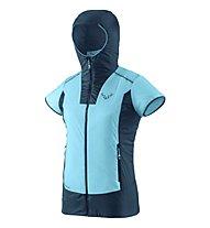 Dynafit Speed Insulation - Skitourenweste mit Kapuze - Damen, Light Blue/Dark Blue