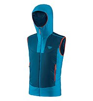 Dynafit Speed Insulation - gilet con cappuccio sci alpinismo - uomo, Blue