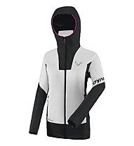 Dynafit Speed Insulation W - giacca alpinismo con cappuccio - donna, White/Black