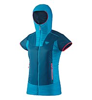 Dynafit Speed Insulation - gilet con cappuccio sci alpinismo - donna, Blue