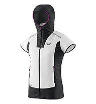 Dynafit Speed Insulation - Skitourenweste mit Kapuze - Damen, White/Black
