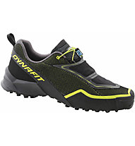 Dynafit Speed Mountaineering - scarpa trailrunning - uomo, Black/Yellow