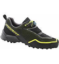 Dynafit Speed Mountaineering - scarpe trail running - uomo, Black/Yellow