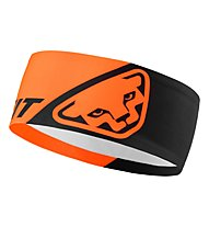 Dynafit Speed Reflective - fascia paraorecchie, Black/Orange