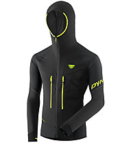 Dynafit Speed Softshell - giacca scialpinismo - uomo, Black/Yellow